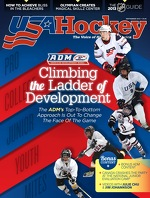 USA Hockey Magazine Cover